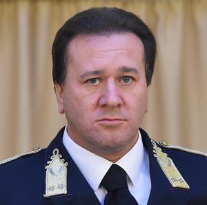 Dr. Tóth Tamás, a BV országos parancsnoka