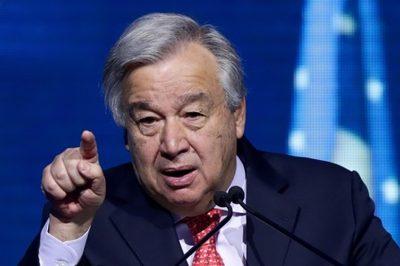Cselekvést sürget az ENSZ-főtitkár az emberi jogok védelme érdekében