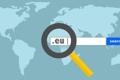Az online európai identitást is erősítené az .eu domain