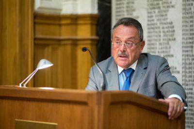 Vállalja az elnökjelöltséget a 2019-ben kezdődő ciklusra dr. Bánáti János, a MÜK elnöke