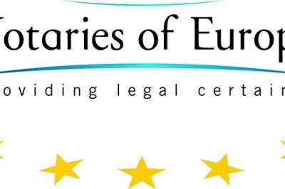 Az Európai Unió Közjegyzőségeinek Tanácsa új, soros elnöke: dr. Tóth Ádám