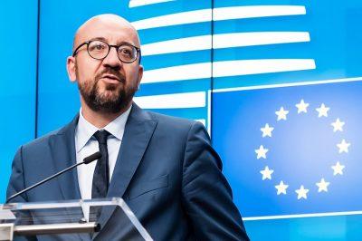 Az uniós költségvetés kifizetései a jogállamisághoz vannak kötve - mondja az Európai Tanács elnöke