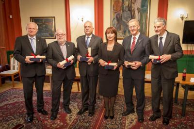 A Deák-díj idei kitüntetettjei
