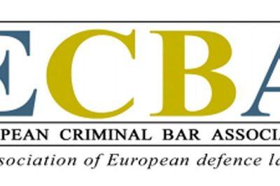 ECBA tavaszi konferenciája büntetőügyekkel foglalkozó ügyvédeknek Athénben