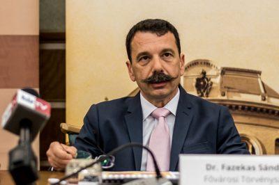 Újra pályázik dr. Fazekas Sándor az FT élére