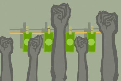 Gyors fellépésre van szükség a pénzmosás elleni küzdelemben