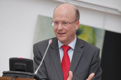 Koen Lenaertst választották az Európai Unió Bíróságának elnökévé