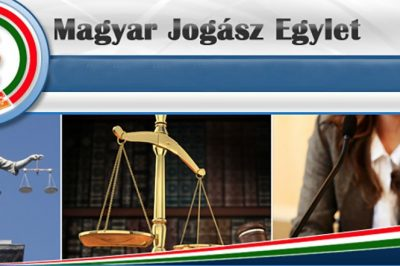 Szuverenitás, alkotmányos identitás és az európai jog közösségi kapcsolata - Stumpf-Navracsics interperetálásában, a Magyar Jogász Egylet szervezésében, október 10-én