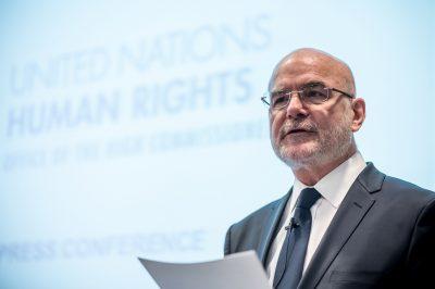 A több mint ezer új jogszabály meggyengítette a demokráciát - mondja az ENSZ különleges jeletéstevője, Michel Frost.
