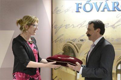 Nem fogadta el dr. Fazekas Sándor FT. elnöki helyre beadott pályázatát dr. Handó Tünde, az OBH elnöke
