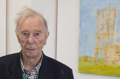 Nyugdíjas ügyvédből 96 éves korában lett avatott művész