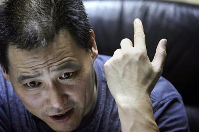 A kínai emberjogi ügyvéd hányattatásai