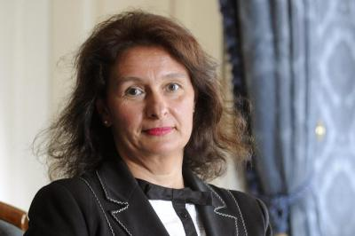 Dr. Ribai Csilla az Országos Bírósági Hivatal elnökhelyettese