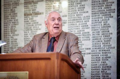 Sárközy Tamás professzort választotta újra elnökének a Magyar Jogász Egylet