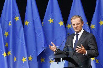 """""""Együtt győzhetünk, megosztva elbukunk"""" - Donald Tusk az EU jövőjéről"""