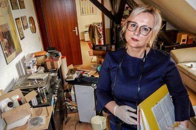 Ügyvédek a nagyvilágból - Dania Jäger a halottak ügyvédje