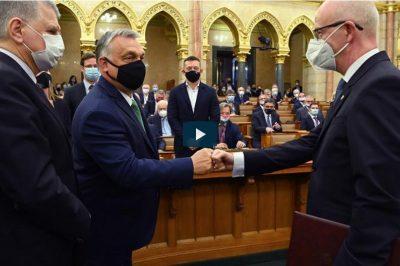 A magyar Országgyűlés megválasztotta a Kúria elnökének dr. Varga Zsolt Andrást - Nem szűnő kritikus felhangok