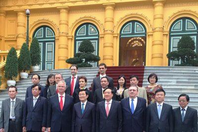 Bűnügyi jogsegélyegyezmény Vietnammal