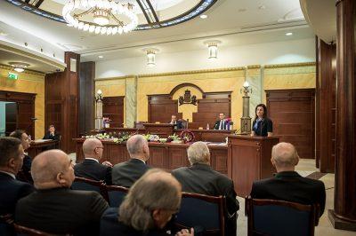 Jön a (korlátozott) precedensjog! - Miniszteri üzenet az aggódóknak: ez semmiképpen nem fogja veszélyeztetni a bírók függetlenségét és döntési szabadságát