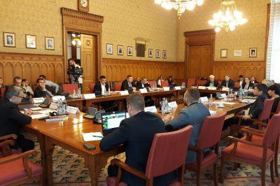 A magyar bírósági szervezet Európa élvonalában van – mondta az OBH elnökhelyettese a Parlament igazságügyi bizottsági ülésén