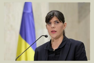 A volt román korrupcióellenes főügyészt javasolták az európai főügyészi posztra