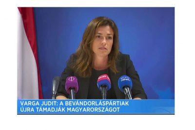 Megvédtük Magyarországot! - dr. Varga Judit a 7. cikk keretében zajló jogállamisági eljárás részeként tartott EU-tanácsi meghallgatásról - Finn visszautasítás