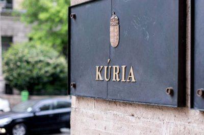 A Kúria megsemmisítette egy pedofíliával kapcsolatos jogegységi döntését