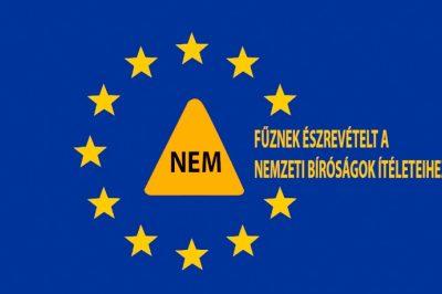 Az Európai Bíróság nem kommentálja nemzeti bíróságok ítéleteit