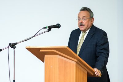 Tükröt tart maga elé a hazai jogásztársadalom – Dr. Bánáti János megnyitója az MJE szakmai konferencián