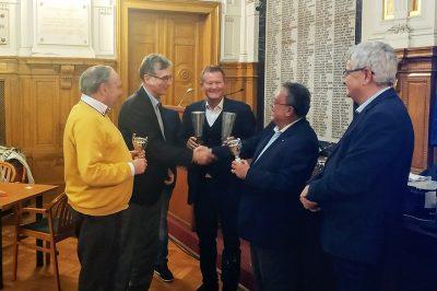 Nagyszámú részvétellel zajlott a VI. Országos Jogász Bridzsverseny Budapesten
