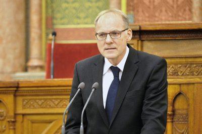 Elfogadta az Országgyűlés a Kúria elnökének beszámolóját