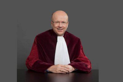 """""""Különben összeomlik az Európai Unió"""" - Az európai jogrend szerepéről nyilatkozott az EU Bíróságának elnöke"""