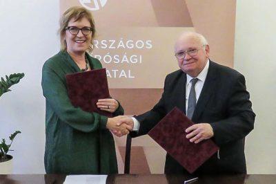 Együttműködési megállapodás az OBH és az Országos Kriminológiai Intézet között
