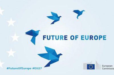Öt forgatókönyv Európáról - Elég volt az egyhelyben topogásból