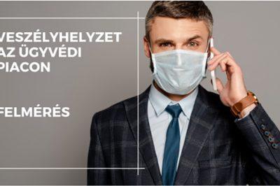 KORONAVÍRUS - Felmérés készül a veszélyhelyzet ügyvédekre gyakorolt hatásáról