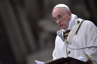 Ferenc pápa: Minden társadalom alapvető attribútuma a bíró - Darák Péter egy vatikáni konferencián (rádió interjú)