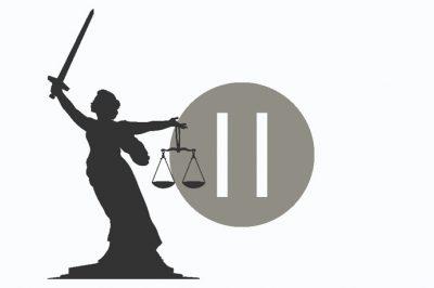 Ítélkezési szünet a Fővárosi Törvényszéken és a kerületi bíróságokon