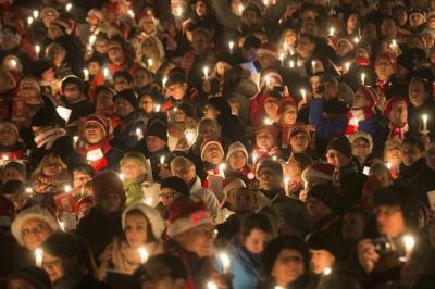 Hétvégi pihentetőül: Békés, meghitt karácsonyi ünnepeket kívánunk!