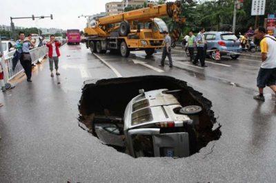 Kátyú-balesetek - Ehhez nincs joga a közút fenntartójának