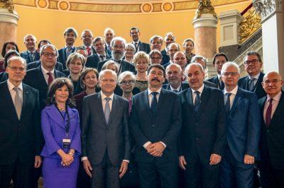 Középpontban az alkotmányos identitás – európai szintű csúcskonferenciát szervezett az Ab