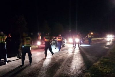 Fokozott ellenőrzést rendelt el az ORFK március 6-szeptember 6. között három dél-magyarországi megyében