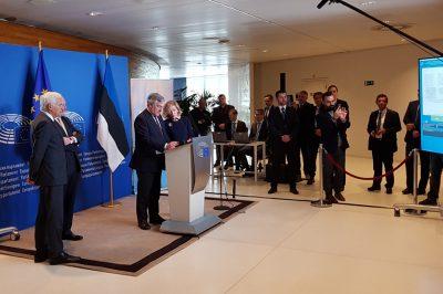 Megvan az első digitálisan aláírt uniós szerződés