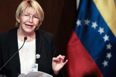 Menekül a volt legfőbb ügyész Venezuelából