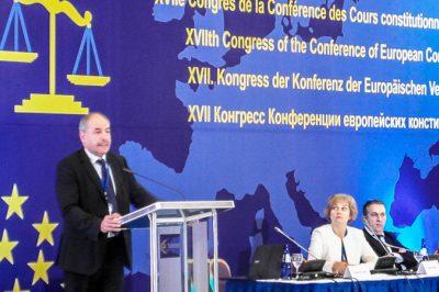 Párbeszédre van szükség az EU-ban a nemzeti önazonosság megőrzéséhez – Vélekedik az Ab elnöke