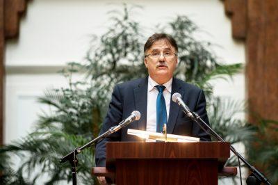 A két fő cél, ami dr. Réti Lászlót három cikluson át vezette a BÜK elnökeként