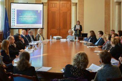 Sérelemdíj és egyéb kérdések az új Ptk. jogegységi csoportok tanácskozásán