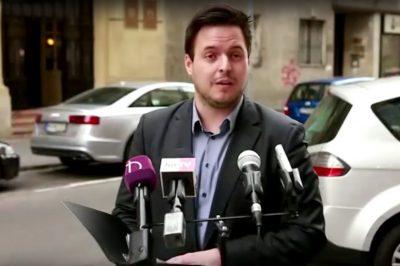 Soros kezében az országos és a fővárosi ügyvédi kamara - állítja Szabó Krisztián Szilárd Fidelitas alelnök - Vádak, videoval - Mi jöhet még?