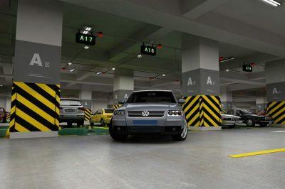 A társasházi gépjármű-beálló használatának biztosítása