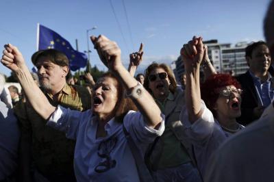 Tiltakoztak az ügyvédek Athénban
