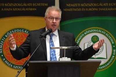 Elnökválasztás lesz a Magyar Jogászegyletben szeptember 10-én - Az egyetlen jelölt: dr. Trócsányi László